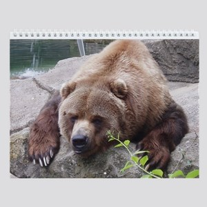 KODiAK Moments Wall Calendar