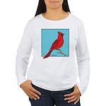 CARDINAL Women's Long Sleeve T-Shirt