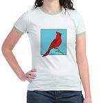 CARDINAL Jr. Ringer T-Shirt