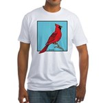 CARDINAL Fitted T-Shirt
