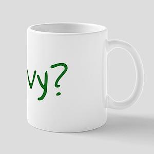 savvy? Mug