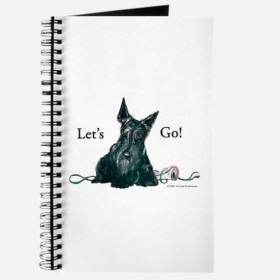 Let's Go Scotty!!! Journal