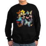 Beautiful Butterflies Sweatshirt (dark)