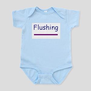 Flushing Infant Creeper