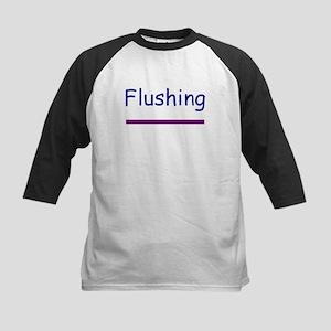 Flushing Kids Baseball Jersey