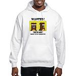 WANTED POSTER #2 Hooded Sweatshirt
