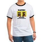 WANTED POSTER #2 Ringer T
