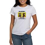 WANTED POSTER #2 Women's T-Shirt