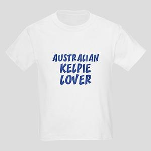 AUSTRALIAN KELPIE LOVER Kids T-Shirt