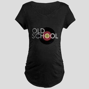 Retro 45 Maternity Dark T-Shirt