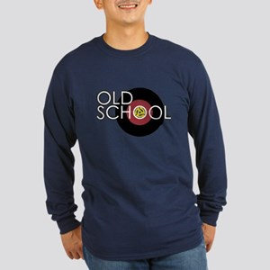 Retro 45 Long Sleeve Dark T-Shirt
