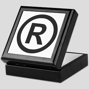 Registered Keepsake Box