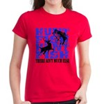 Hunt Fish Women's Dark T-Shirt