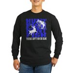 Hunt Fish Long Sleeve Dark T-Shirt