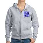 Hunt Fish Women's Zip Hoodie