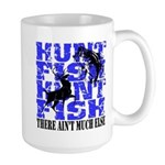 Hunt Fish Large Mug