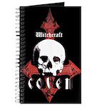Coven Skull Spellbook/Journal