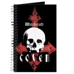 Coven Skull Spellbook/Journal