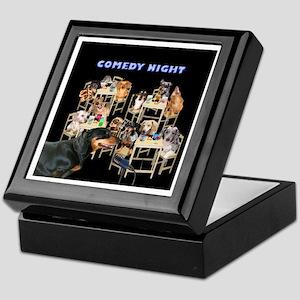 Comedy Keepsake Box