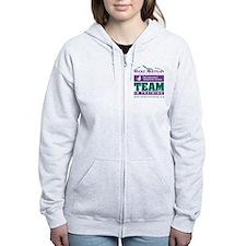 RM TNT Women's Zip Hoodie