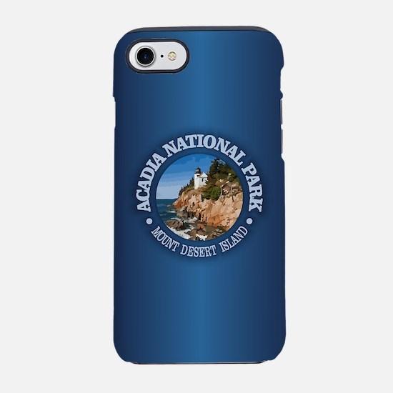 Acadia Np Iphone 7 Tough Case