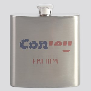 Conley Family Flask