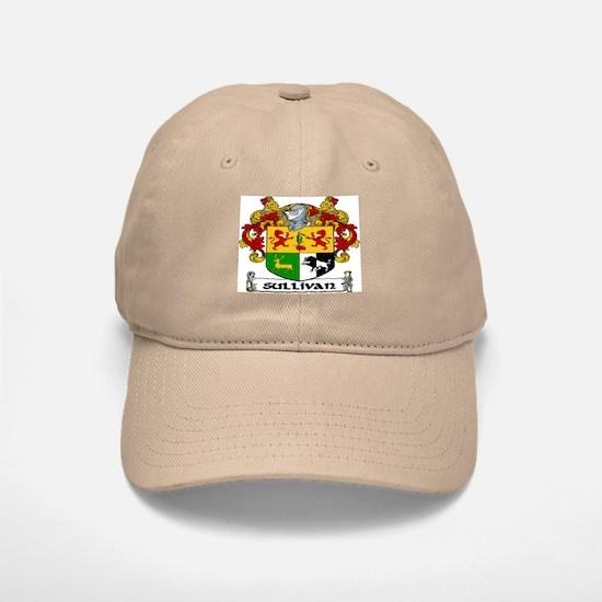 Sullivan Coat of Arms Baseball Baseball Baseball Cap (2 Colors)