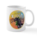 XmasMusic3/Horse (Ar-blk) Mug