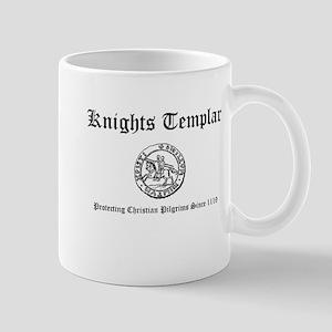 Knights Templar Pilgrims Mug