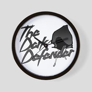 Dark Defender Wall Clock