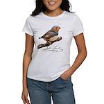 Zebra Finch T-Shirt - Women's