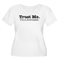 Trust Me Plus Size T-Shirt