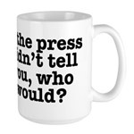 The Press (White) Mugs