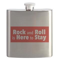 Rock and Roll II Flask
