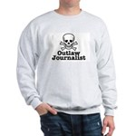 Outlaw Journalist Sweatshirt