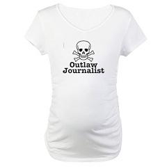 Outlaw Journalist Shirt