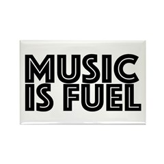 Music is Fuel Magnets