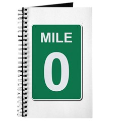Mile Marker Zero Journal