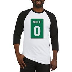 Mile Marker Zero Baseball Jersey
