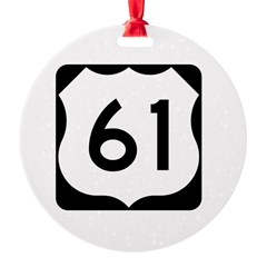 Highway 61 Ornament