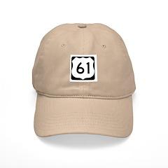 Highway 61 Baseball Cap