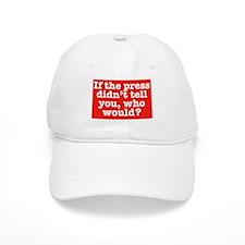 The Press (Red) Cap