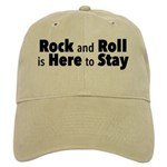 Rock and Roll I Cap