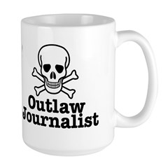 Outlaw Journalist Mugs