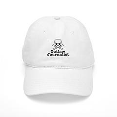 Outlaw Journalist Baseball Cap