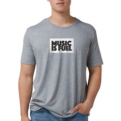 Music is Fuel T-Shirt