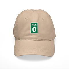 Mile Marker Zero Baseball Cap
