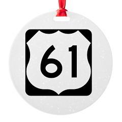 Highway 61 Ornament