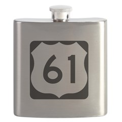 Highway 61 Flask