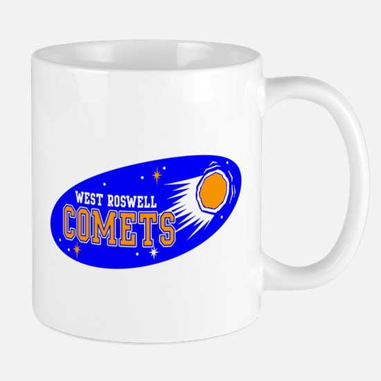 West Roswell High School Mug